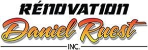 Rénovation Daniel Ruest Logo